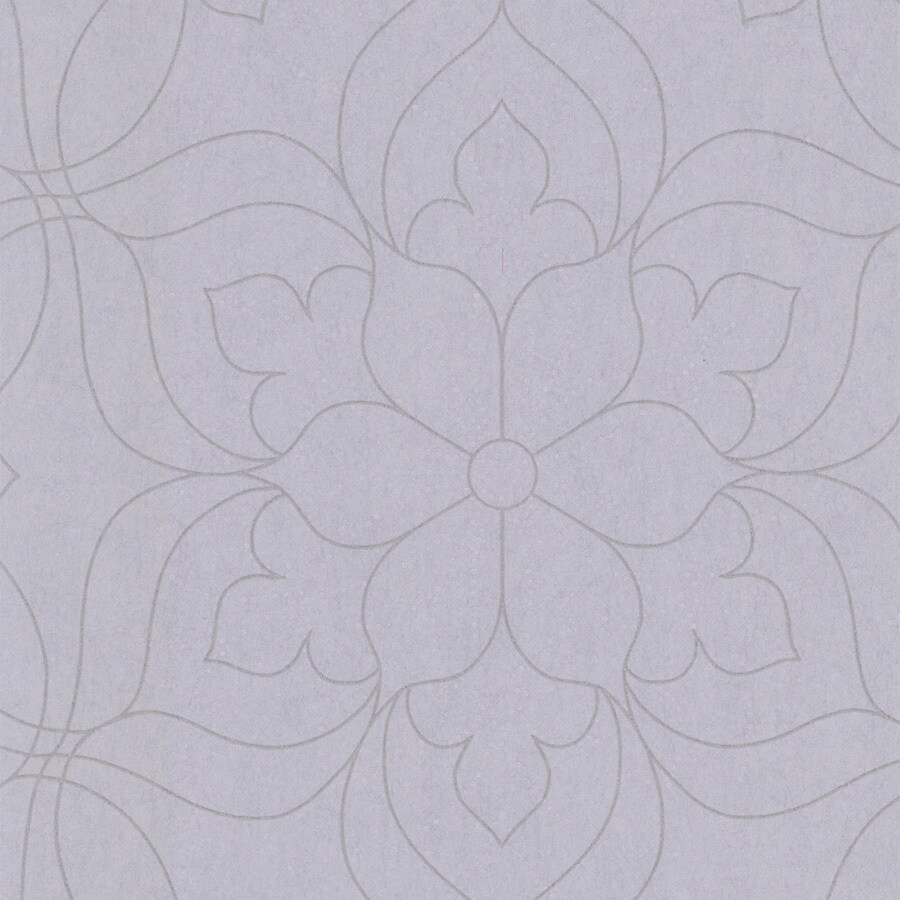 Brewster Wallcovering Lilac Classic Geometric Wallpaper
