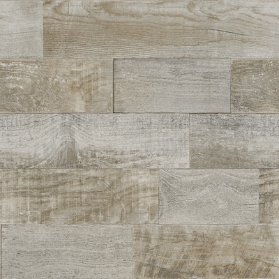 30 75 Sq Ft Natural Vinyl Textured Wood 3d Self Adhesive Peel And Stick Wallpaper