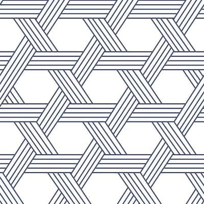 Geometric Wallpaper At Lowes Com