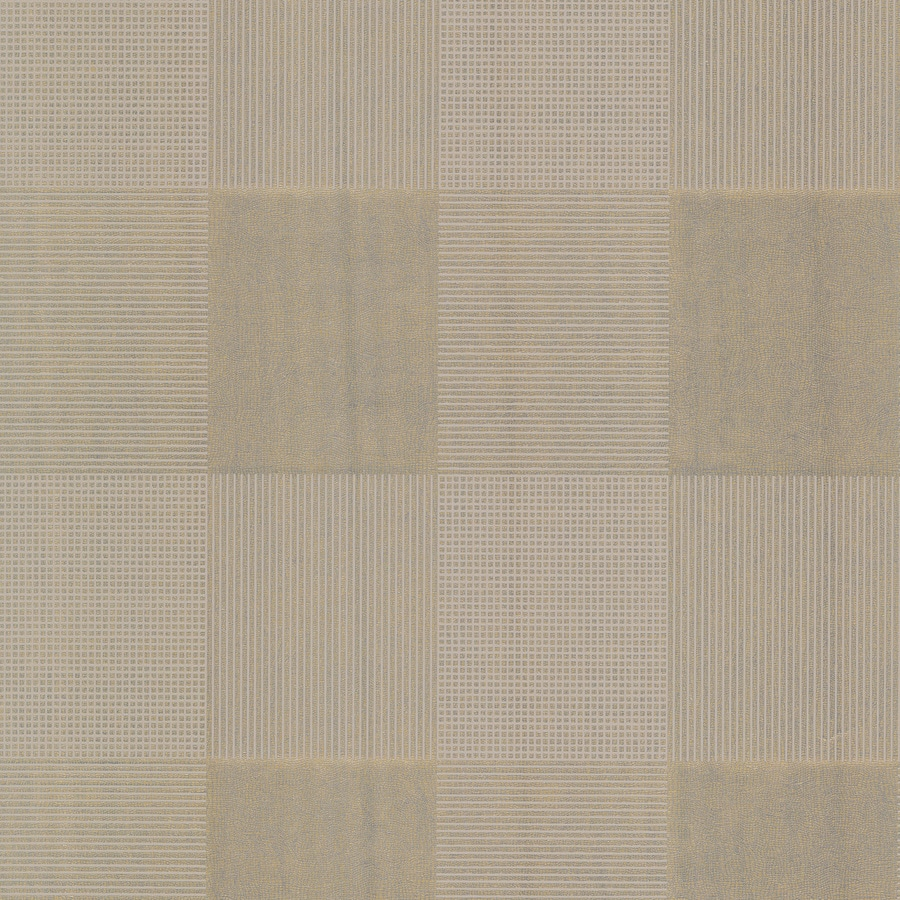 Brewster Wallcovering Kitchen and Bath Resource III Grey Non-Woven Tile Wallpaper