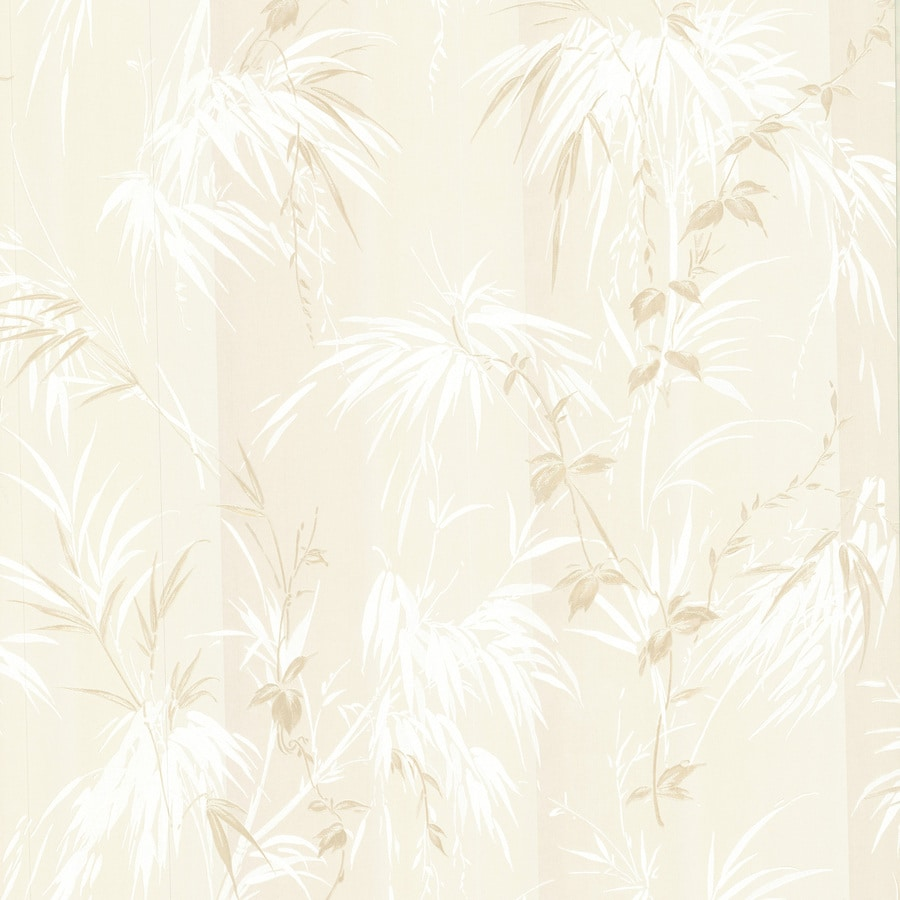 Brewster Wallcovering Kitchen and Bath Resource III 56-sq ft Beige Vinyl Ivy/Vines  Wallpaper