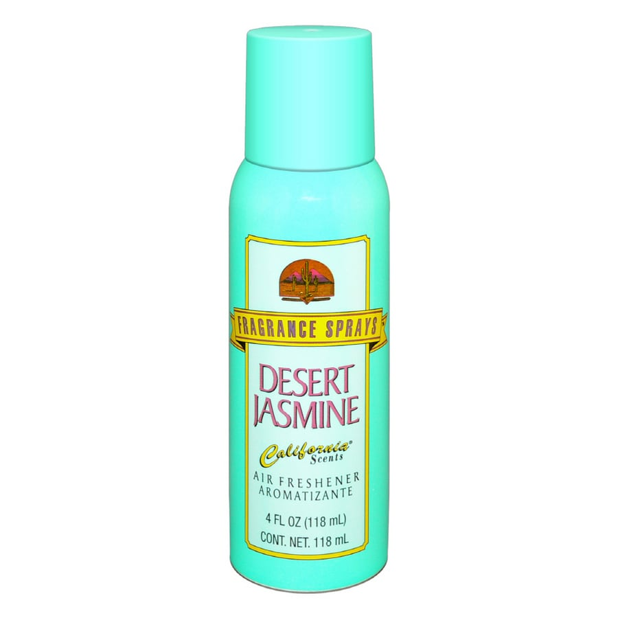 California Scents Desert Jasmine Air Freshener Spray