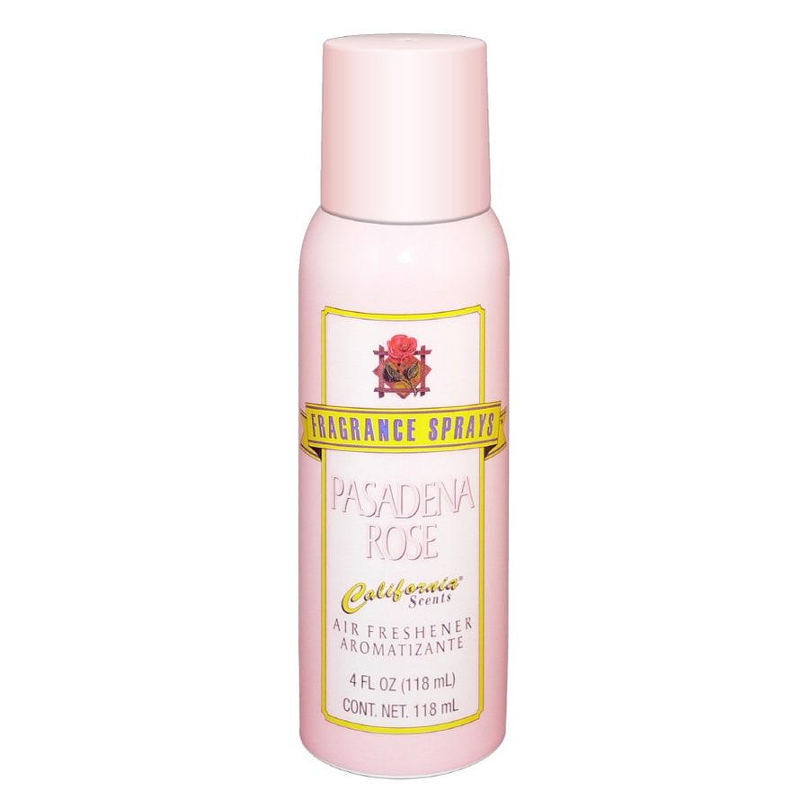 California Scents Pasadena Rose Air Freshener Spray
