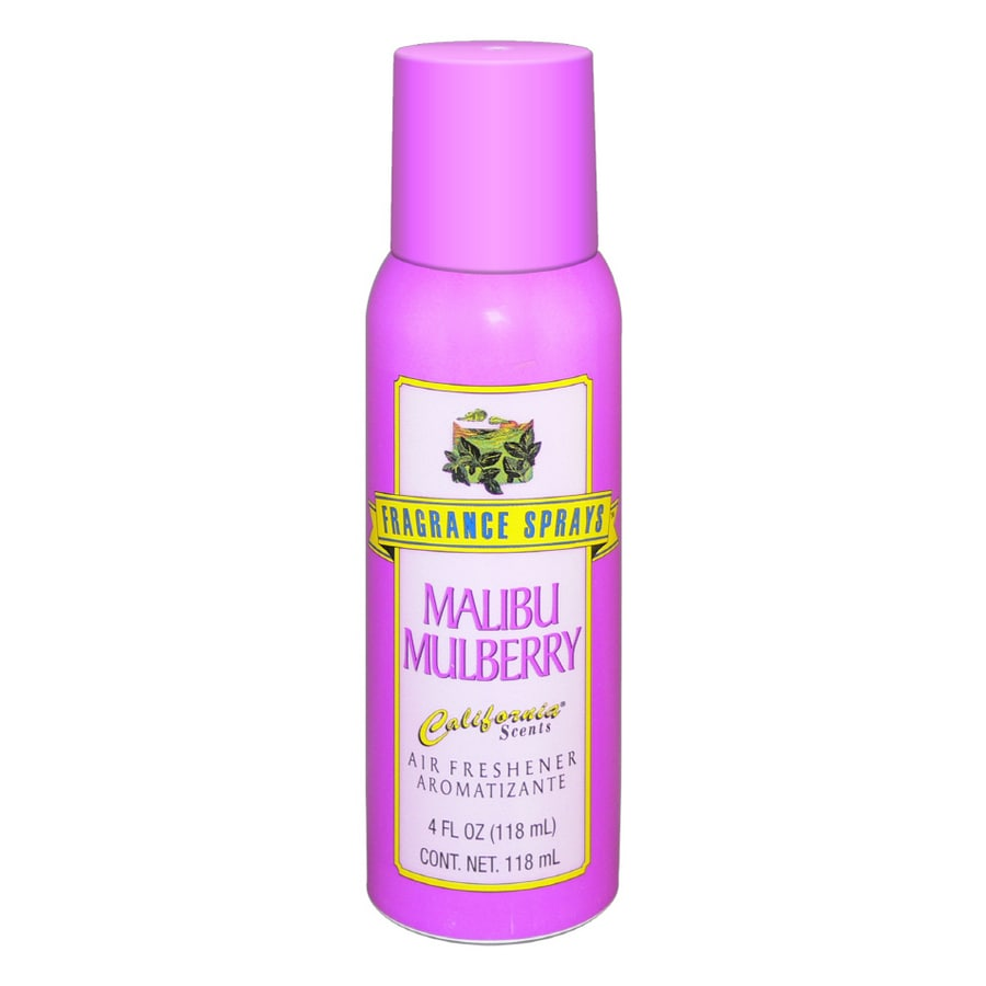 California Scents Malibu Mullberry Air Freshener Spray