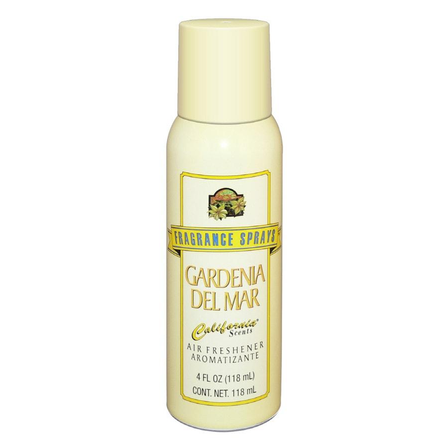 California Scents Gardenia Del Mar Air Freshener Spray