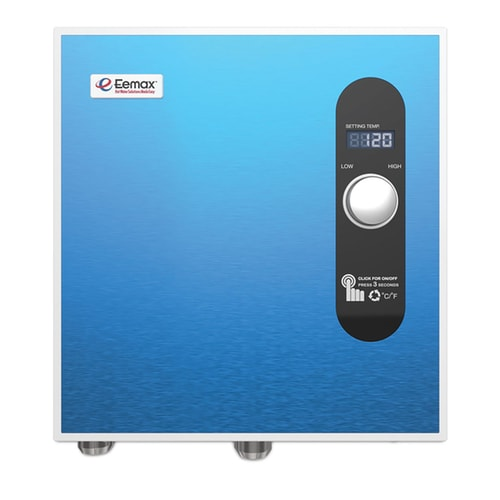 Eemax 240 Volt 27 Kw 5 3 Gpm Tankless Electric Water