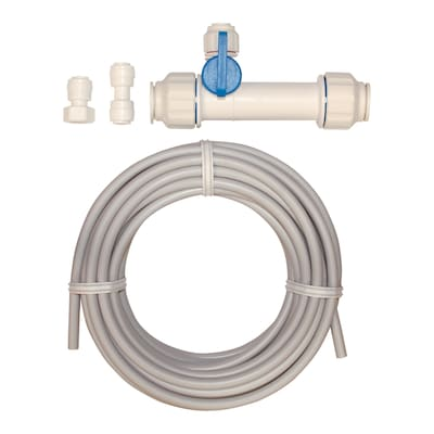 Eastman 15 Ft L 1 4 In Compression Inlet X Outlet Pex Ice