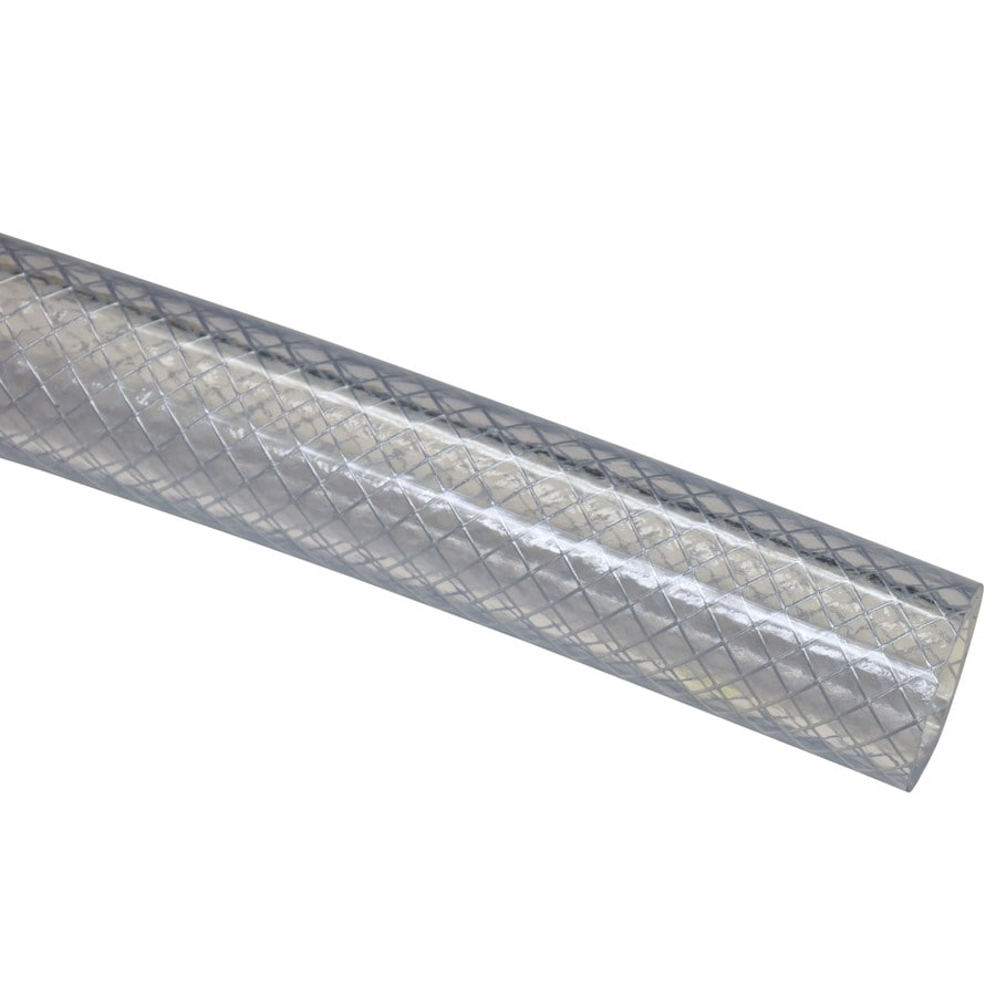 EASTMAN 2-in x 1-ft Pvc Reinforced Braided Vinyl Tubing