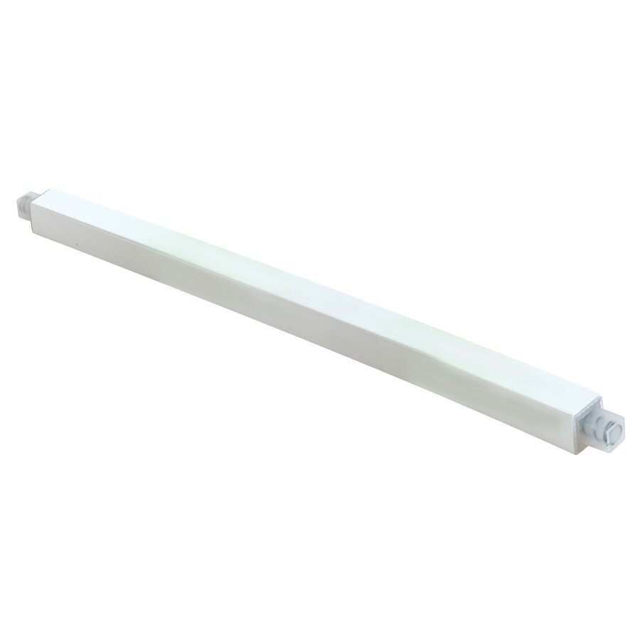 EASTMAN White Single Towel Bar (Common: 24-in; Actual: 24-in)