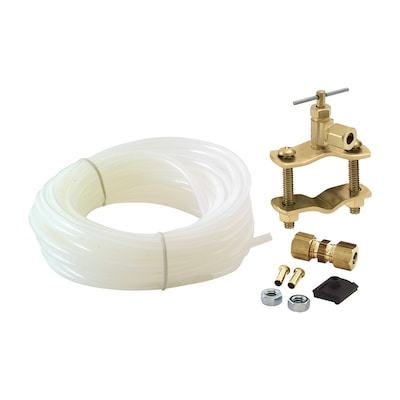 Eastman 25 Ft L 1 4 In Od Inlet X Outlet Polyethylene Ice