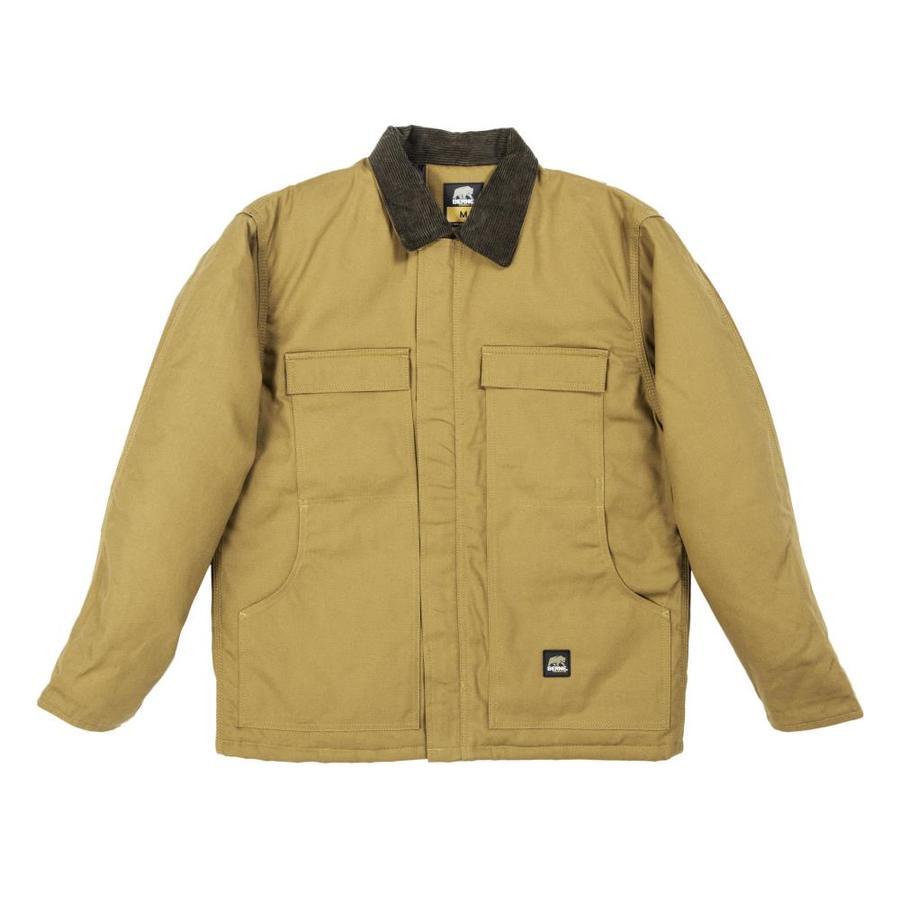 BERNE APPAREL Medium Men's Rigid Duck Work Jacket