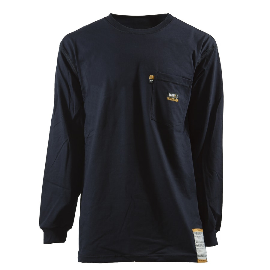 BERNE APPAREL Small Navy T-Shirt