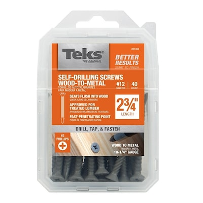 AISI 316 Stainless Steel Self-Tapping Sheet Metal Screws TypeA #8 X 3//4 225 pcs Oval Phillips Drive
