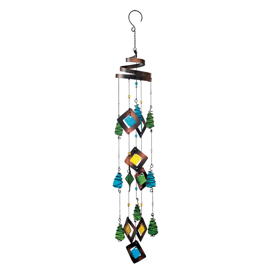 Garden Treasures Multicolor Wind Chime