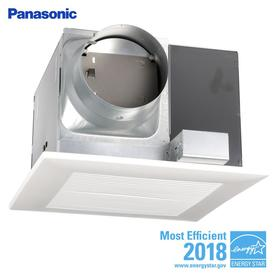 Shop Bathroom Fans Heaters At Lowescom - Panasonic bathroom fan motion sensor