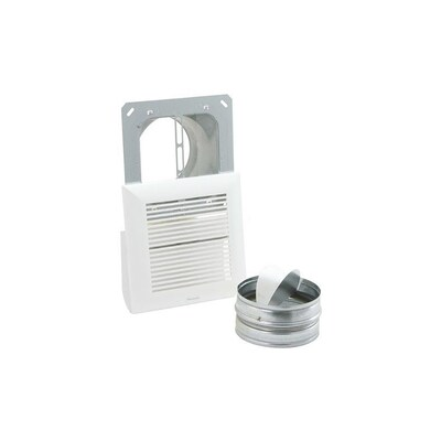 Panasonic Aluminum Wall Vent Kit At Lowes Com