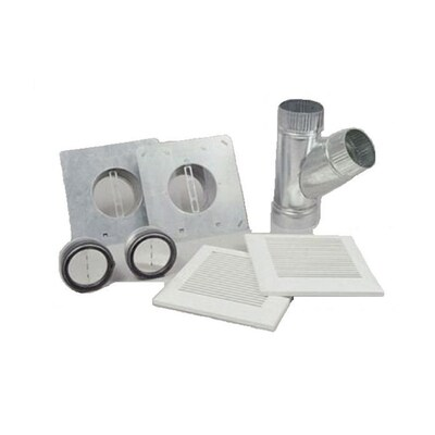 Panasonic Aluminum Wall Vent Kit at Lowes.com