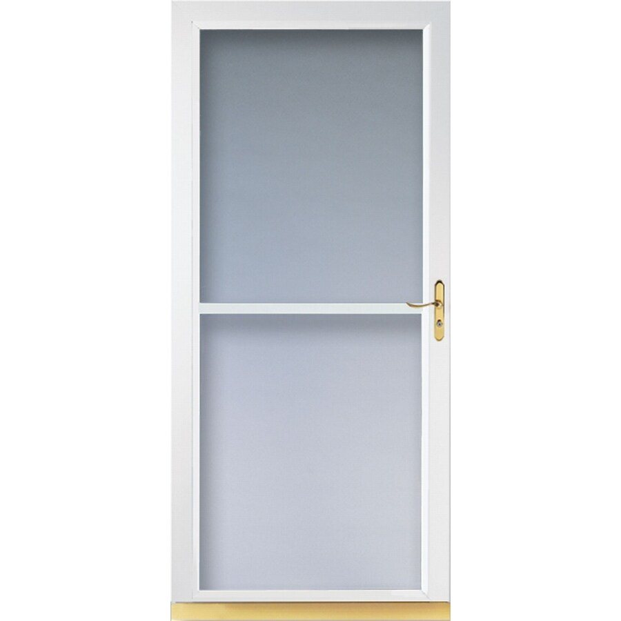 shop larson 32 tradewinds full view storm door at