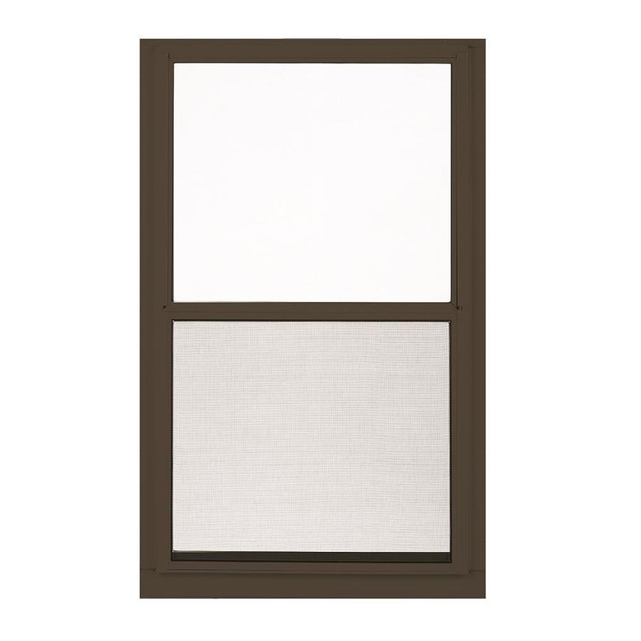 LARSON Low-E Aluminum Storm Window (Rough Opening: 28-in x 39-in; Actual: 27.875-in x 39-in)