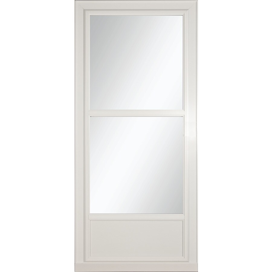 shop larson tradewinds selection white mid view aluminum