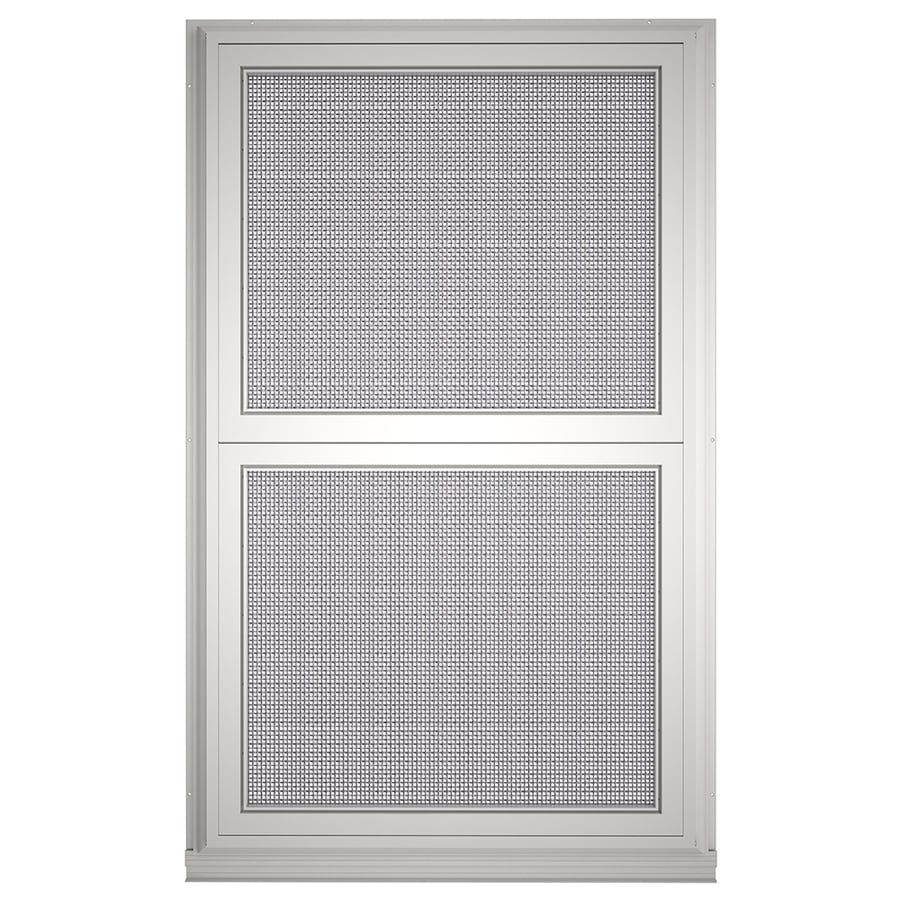 shop larson securepro aluminum 25 in x window