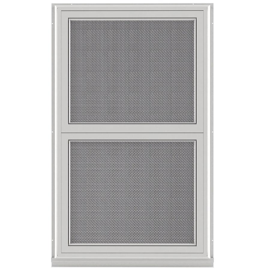 Larson Securepro Single Glazed Security Aluminum White