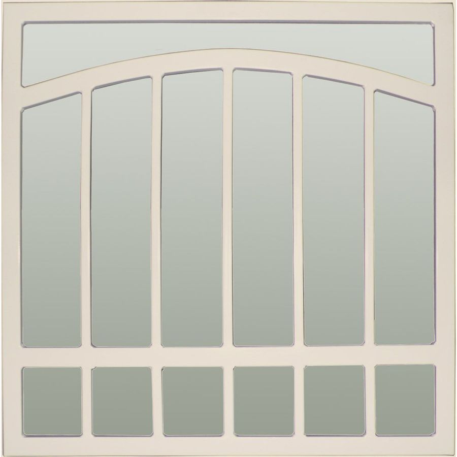 Gatehouse Arched 42-in Almond Arched Window Security Bar