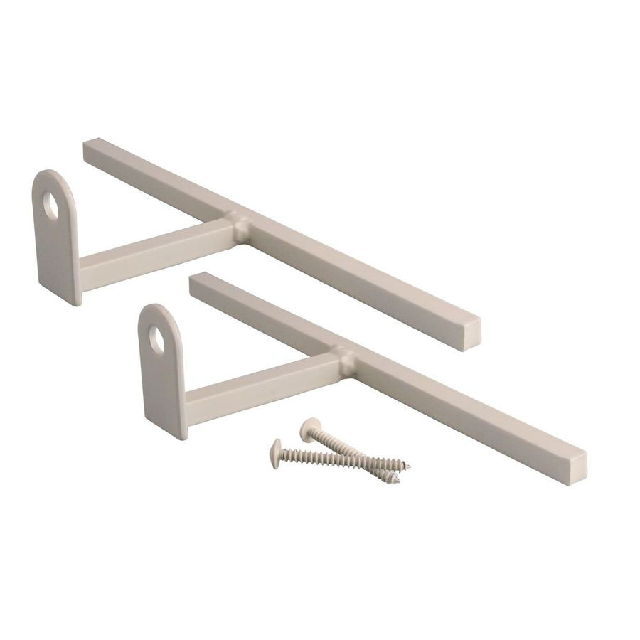 Gatehouse T-Bracket Almond