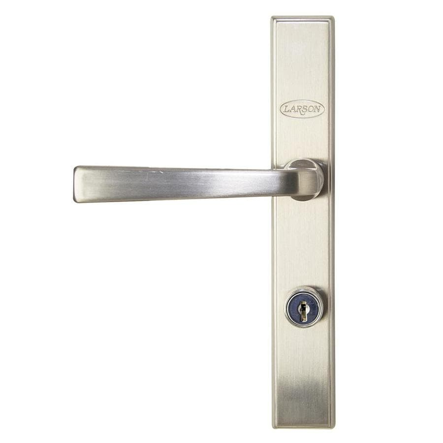 New Brushed Nickel Entry Door Hardware