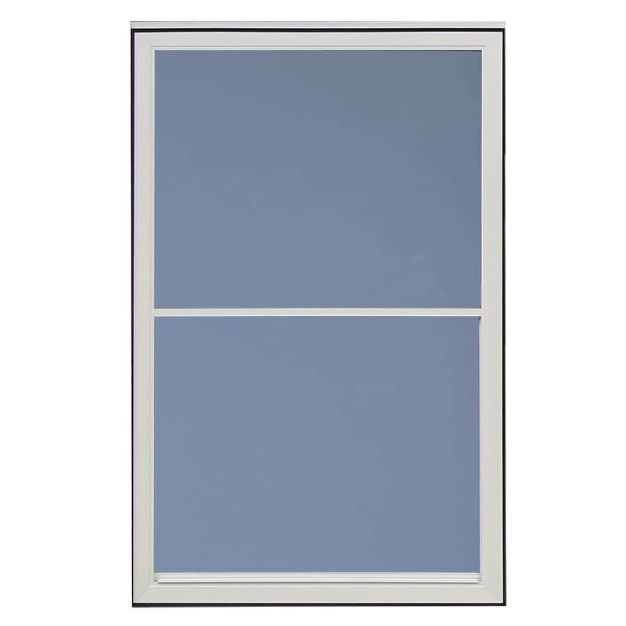 LARSON Double Strength Aluminum Storm Window (Rough Opening: 23-in x 35-in; Actual: 23-in x 35-in)