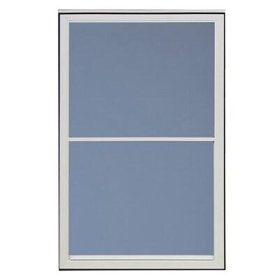 Larson Comfortseal Double Strength Aluminum White Window