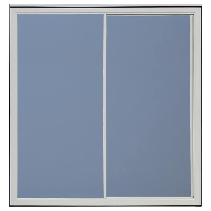 LARSON Double Strength Aluminum Storm Window (Rough Opening: 35-in x 23-in; Actual: 35-in x 23-in)