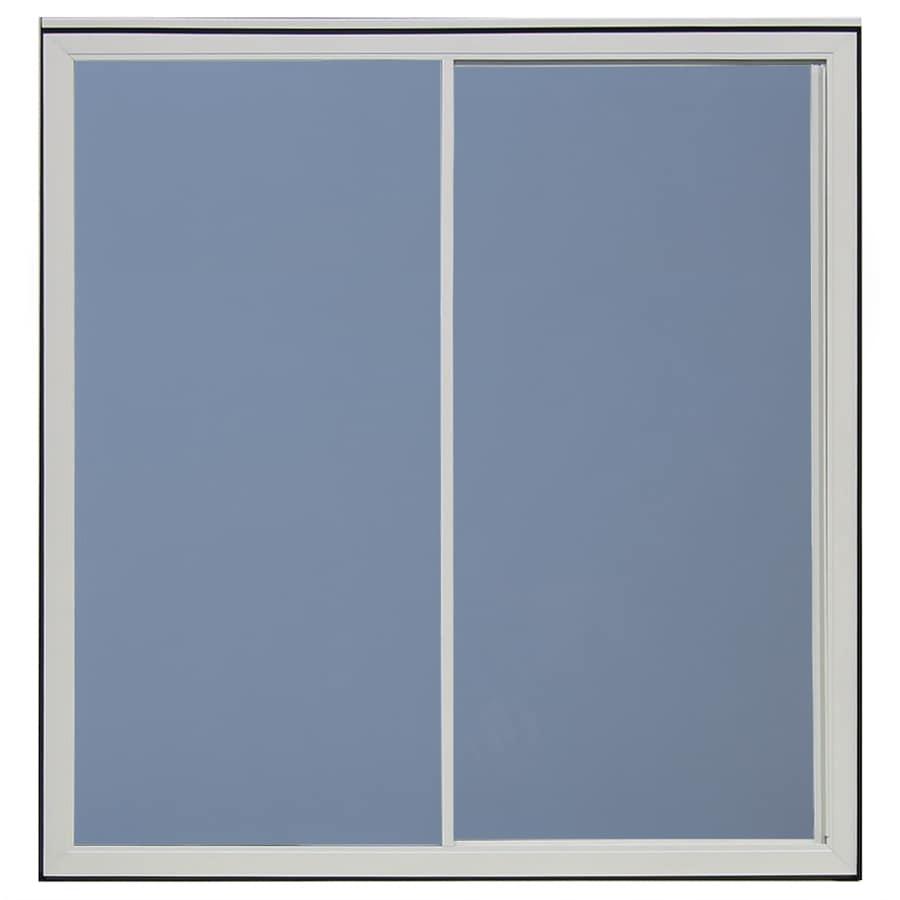 LARSON Double Strength Aluminum Storm Window (Rough Opening: 35-in x 35-in; Actual: 35-in x 35-in)