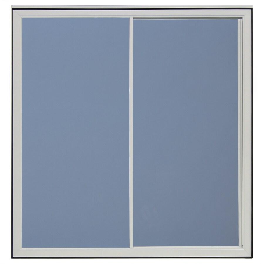 LARSON Double Strength Aluminum Storm Window (Rough Opening: 47-in x 47-in; Actual: 47-in x 47-in)