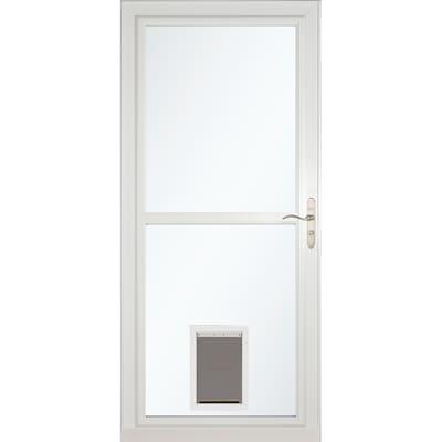 Pet Door Exterior Doors At Lowes Com
