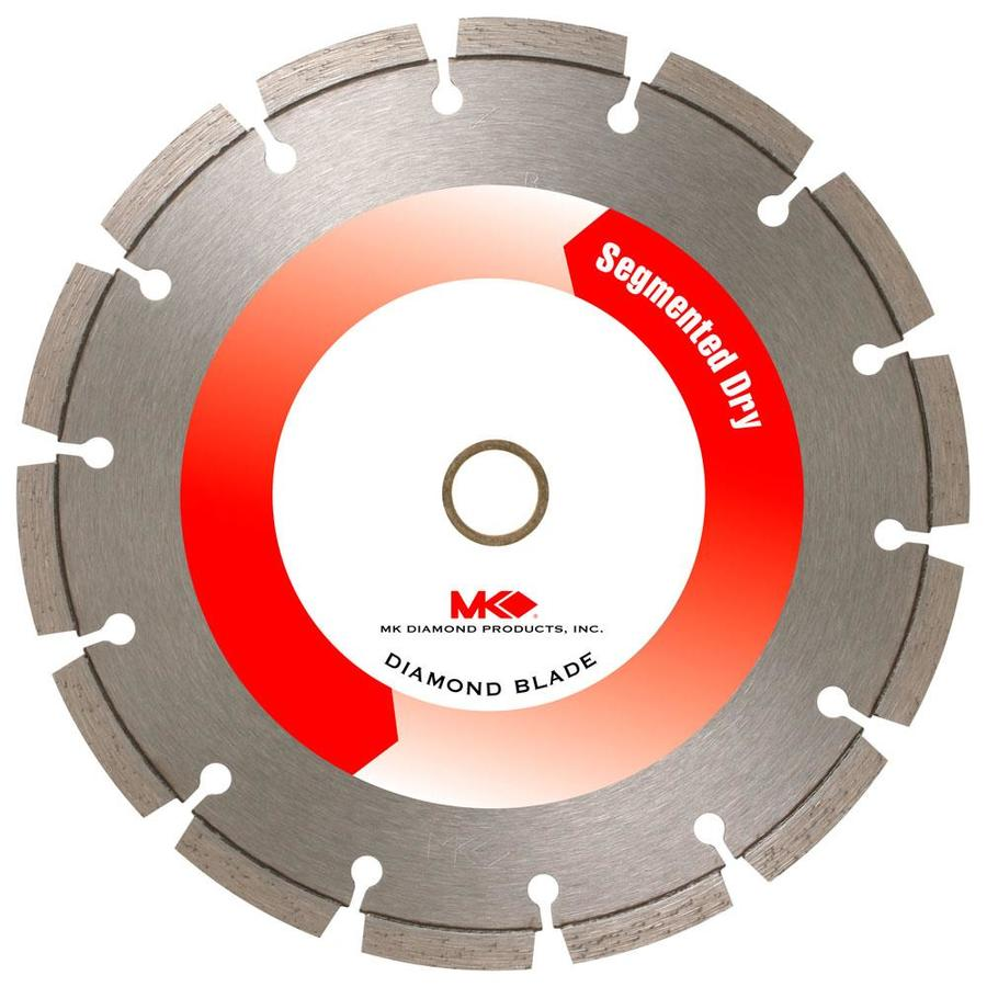 MK Diamond Products 7-in 14-Tooth Segmented Diamond Circular Saw Blade