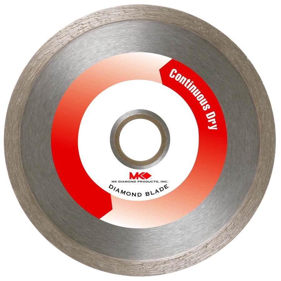MK Diamond Products 4-in Continuous Diamond Circular Saw Blade