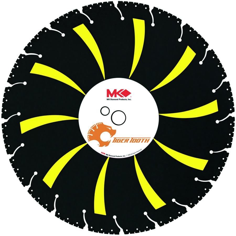 MK Diamond Products 14-in 20-Tooth Segmented Diamond Circular Saw Blade