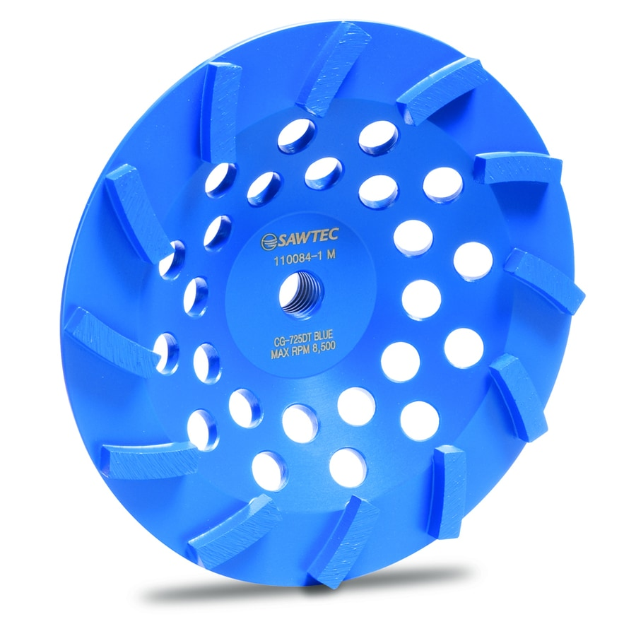 MK Diamond Products 7-in Cup Wheel Diamond Circular Saw Blade
