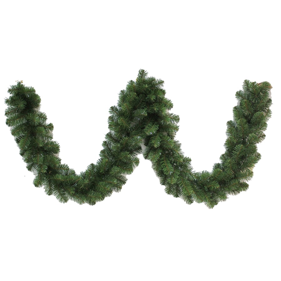 Holiday Living 9-ft Indoor Spruce Artificial Garland