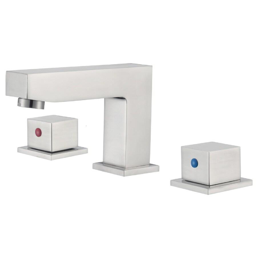 Moorefield Samir Chrome 2-Handle Widespread Bathroom Faucet