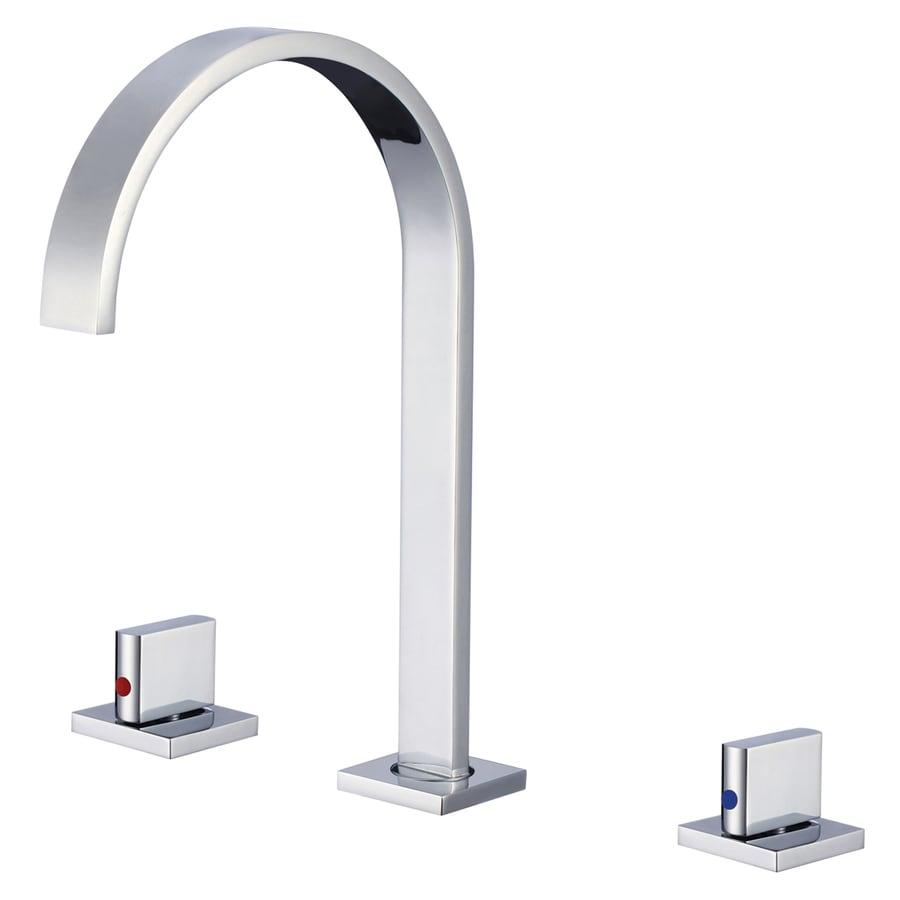 Moorefield Tanet Chrome 2-Handle Widespread Bathroom Faucet