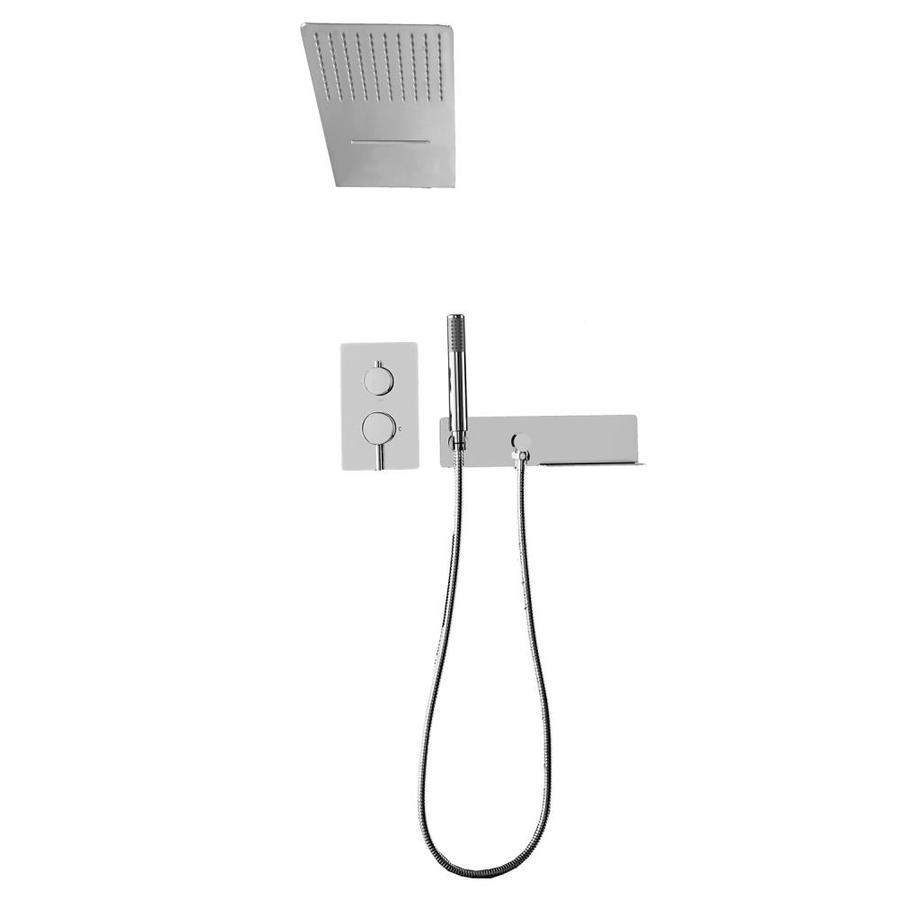 Moorefield Chrome-Spray Shower System