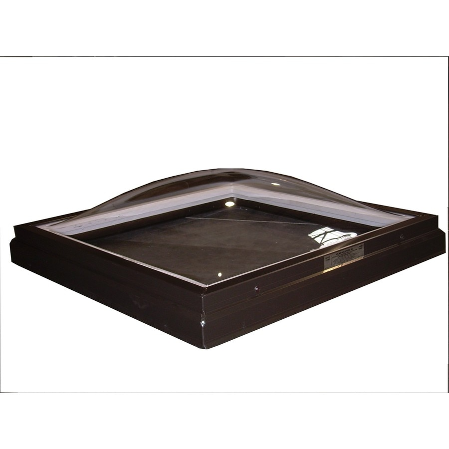 Skyview Fixed Impact Skylight (Fits Rough Opening: 22.25-in x 22.25-in; Actual: 26.5-in x 26.5-in)