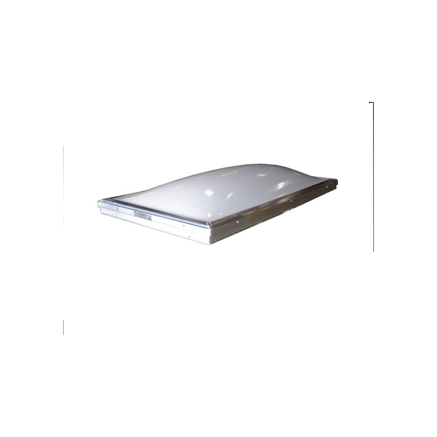 Skyview Fixed Impact Skylight (Fits Rough Opening: 22.25-in x 46.25-in; Actual: 26.5-in x 50.5-in)