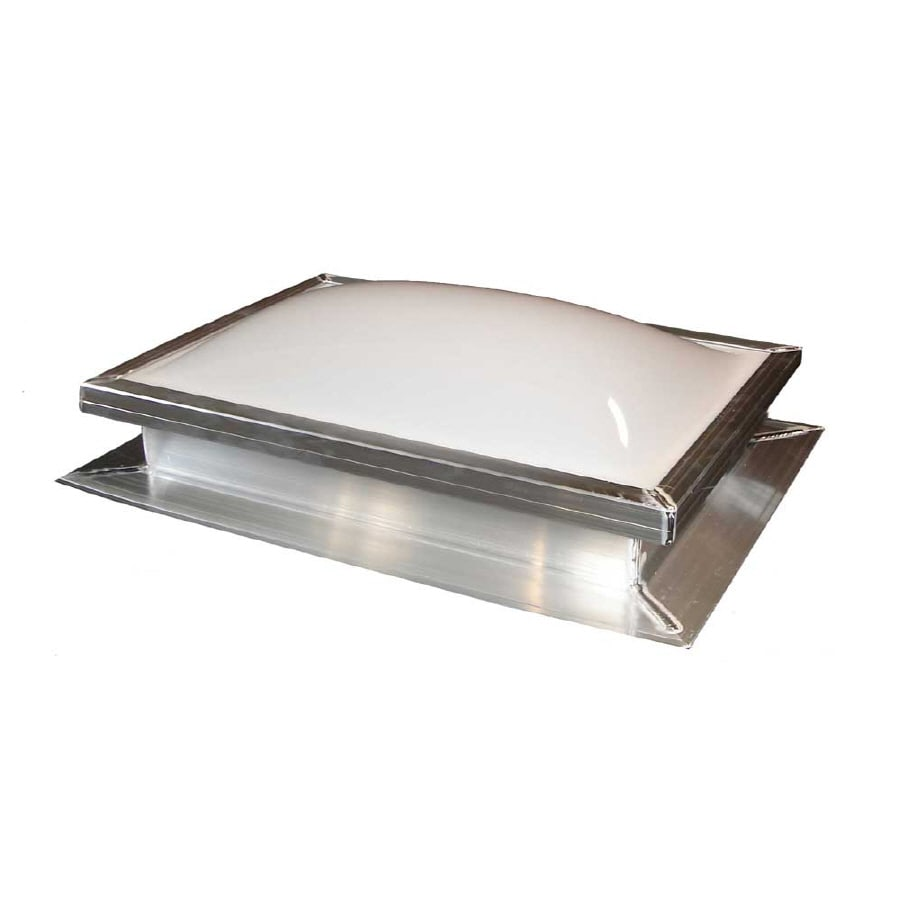 Solar Fixed Impact Skylight (Fits Rough Opening: 14.25-in x 22.25-in; Actual: 18.25-in x 28.25-in)
