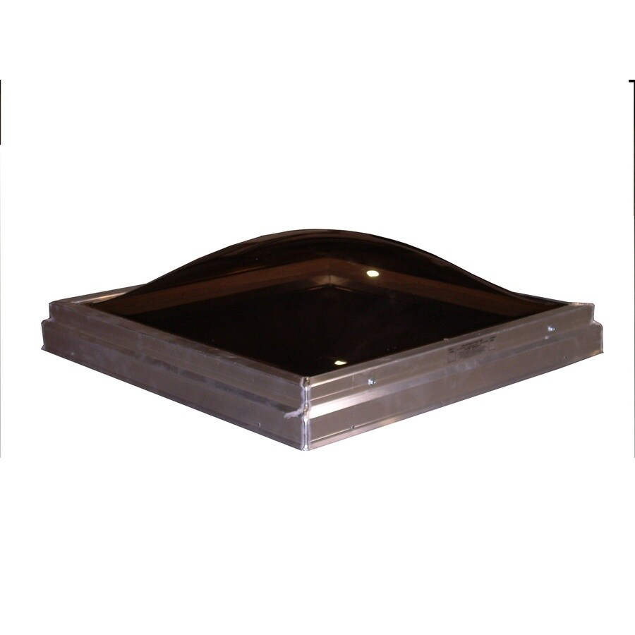 Skyview Fixed Impact Skylight (Fits Rough Opening: 21-in x 21-in; Actual: 26-in x 26-in)