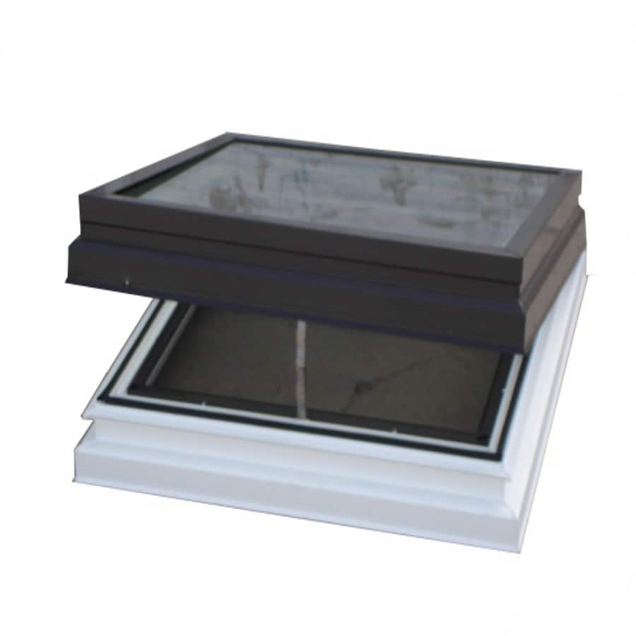 Skyview Venting Laminated Skylight (Fits Rough Opening: 22.25-in x 22.25-in; Actual: 27-in x 27-in)