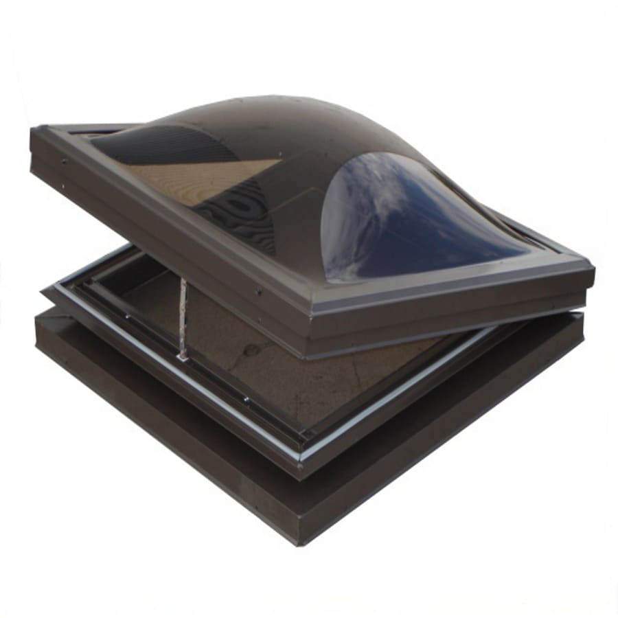 Skyview Venting Skylight (Fits Rough Opening: 22.25-in x 22.25-in; Actual: 27-in x 27-in)