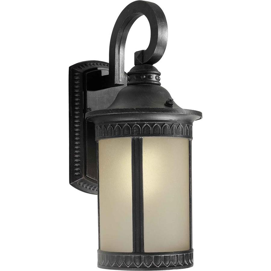 16-in H Bordeaux Outdoor Wall Light